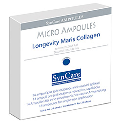 Micro Ampoules Longevity Maris Collagen - kúra na 28 dní - 21 ml