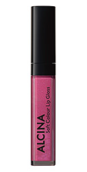 Lesk na pery - Soft Colour Lip Gloss - 020 Rose  - 1 ks