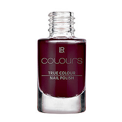 Lak na nechty True Colour - Black Cherry - 5.5 ml