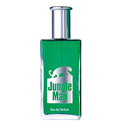 Jungle Man Eau de Parfum - 50 ml