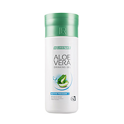 LIFETAKT Aloe Vera Drinking Gel Active Freedom - 1000 ml