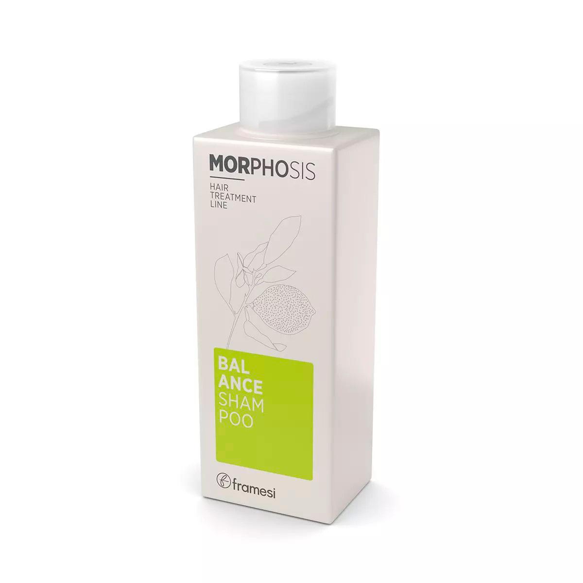 Framesi BALANCE SHAMPOO - Šampón na mastné vlasy