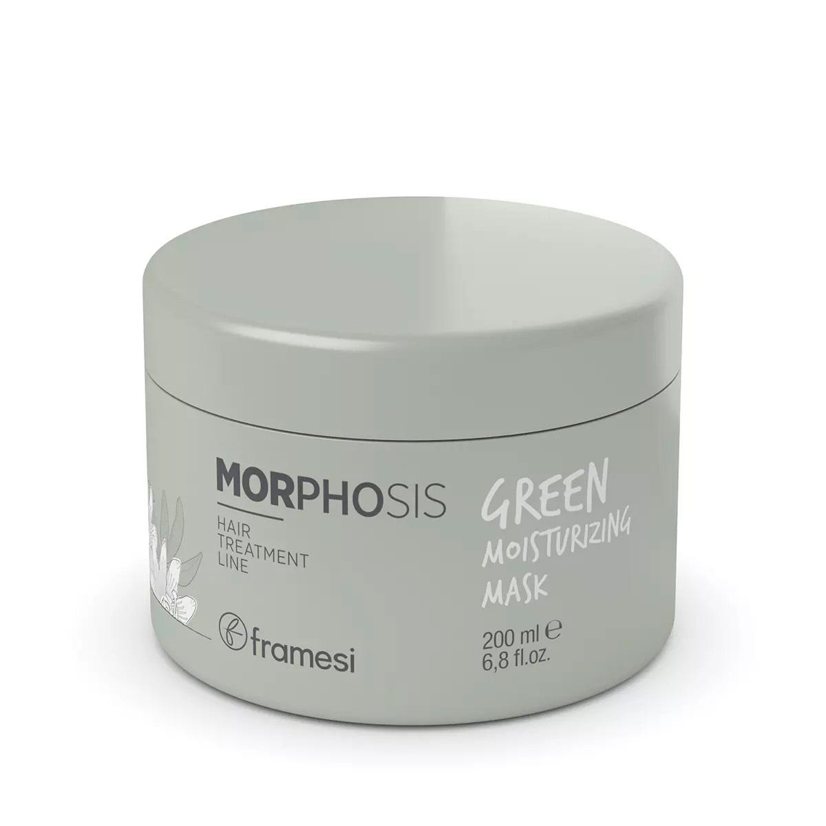 Framesi GREEN MOISTURIZING MASK - Hydratačná maska